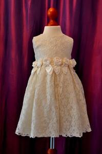 1deda3d06e Sukienka wizytowa do przebrania po komunii A11.7269B r128-140