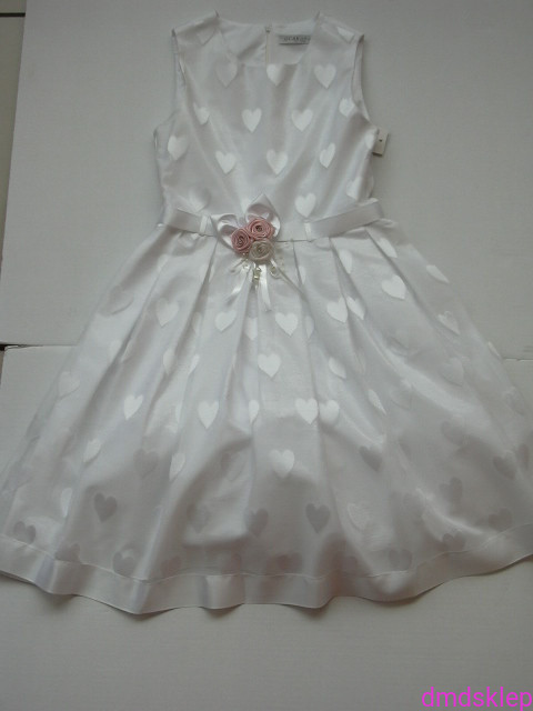 5cf9eec1f2 Sukienka wizytowa do przebrania po komunii r140. DSCN5069.JPG.  DSCN5069.JPG  DSCN5070.JPG  DSCN5071.JPG