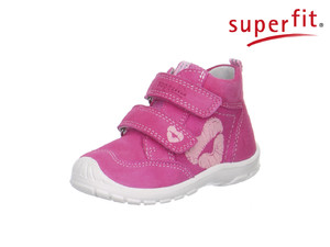 Buty Superfit 2-00344-64 SOFTTIPPO rozmiary 19-28