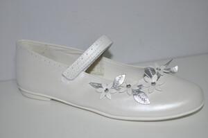 a6eb138f13 Buty do komunii dziewczęce Primigi 14367 22 kolor biały-perła BRAK