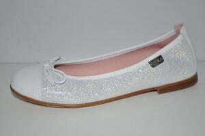 7c9756621e Buty do komunii dziewczęce Pablosky 822701 kolor biały r31-40 BRAK