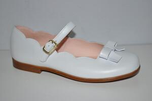 8100e1e3a5 Buty komunijne dla dziewczynki Pablosky 323803 kolor biały r33