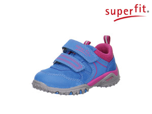 Buty Superfit 2-00233-91 SP0RT 4 MINI  rozmiary 25-30