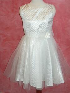 c79830b938 Sukienka wizytowa do przebrania po komunii 134