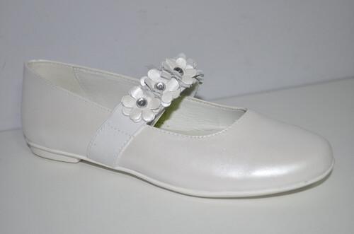 c8f2595e89 Buty do komunii dziewczęce Primigi 14369 22 kolor biały- perła BRAK ...