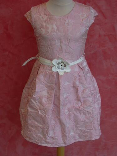 7bec22508c Sukienka wizytowa rózowa